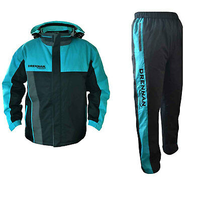 Drennan Quilted Waterproof Jacket + Trousers *Brand New* - Free Delivery