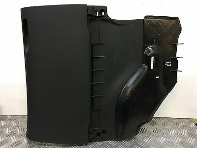 Audi A4 B6 B7 2002-08 Dashboard Storage Compartment Glove Box Black