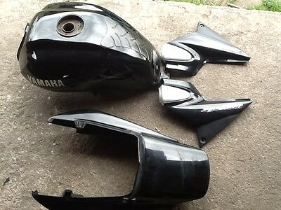 Yamaha Xjr 1300 Body Work Complete Tank Side Panels Tail Piece
