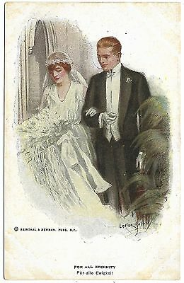 For All Eternity - Lester Ralph  - Reinthal & Newman - wedding couple - unused