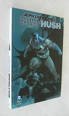 Jeph Loeb Jim Lee Batman Hush Dc Comics Lion