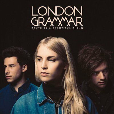 London Grammar - Truth Is A Beautiful Thing - Vinyl LP *NEW & SEALED*
