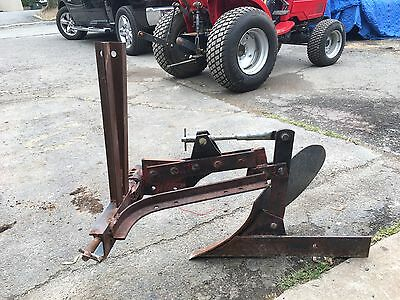 3 Point Hitch Cultivator/plow Heavy Duty