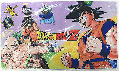 NEW Panini Dragon Ball Dragonball Z Anime Rubber Playmat / Mousepad