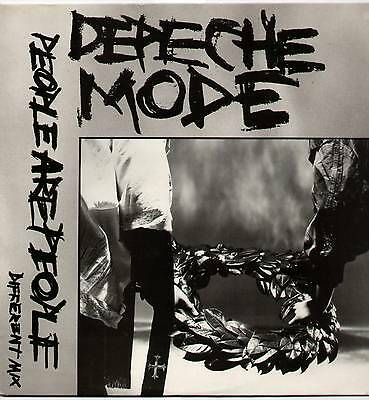 "Depeche Mode~People Are People [Different & Slik Mixes]~1984 Uk 12""~Mute 12Bong5"