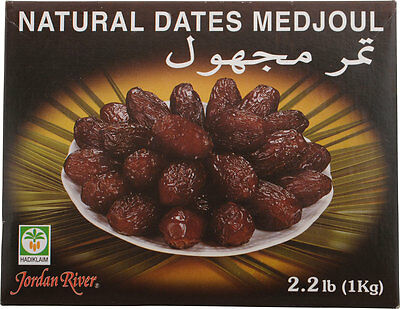 Dates Medjoul Natural Medjool Quality Khajoor Fresh 1kg Kosher Fresh Sweet