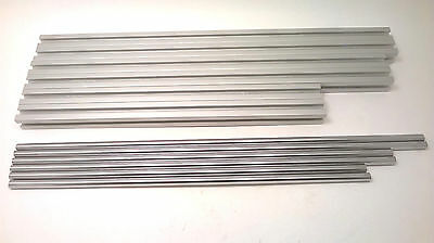 Reprap Wilson TS 3D Printer Aluminum Profile 2020 Extrusion and Linear Rod Kit