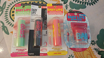 New and Sealed* Maybelline New York Baby Lips Limited Edition