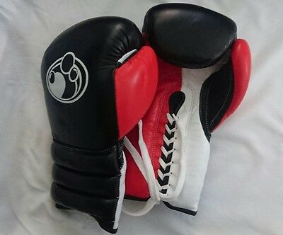 Boxing Gloves Grant Style - 12 oz Fight Gloves