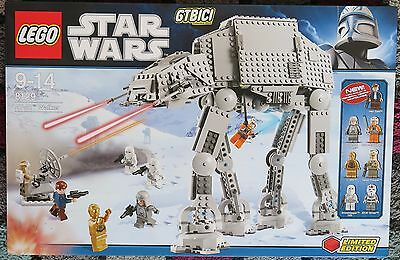 LEGO STAR WARS AT-AT WALKER Ref 8129 NEW TO BRAND NEW