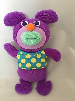 Fisher Price Sing A Ma Jig Dark Purple Sings Clementine