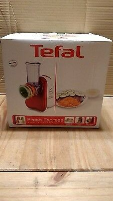 Tefal Fresh Express/Electric/Slicer/Grater/Shredder