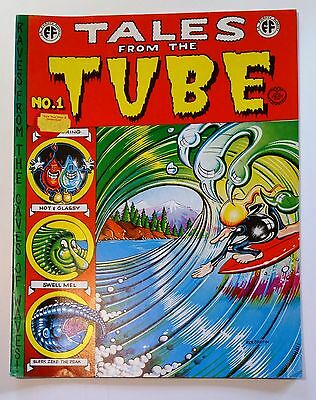 Tales from the Tube   No.1  Rick Griffin / Robert Crumb  VERY RARE