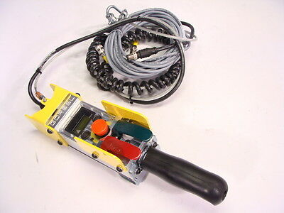 Gorbel SS-99100 G Force Hoist Control Remote Pendant Operating Switch Handle