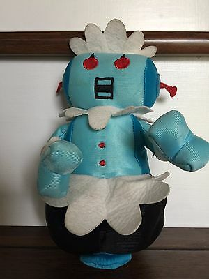 "Hanna Barbera The Jetsons Rosie the Robot 9"" Plush Doll Toy by Cartoon Network"