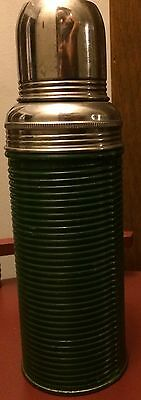 Vintage Metal, Insulated Thermos