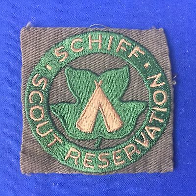 Boy Scout Schiff Scout Reservation Patch FREE SHIPPING