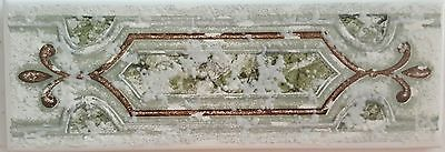 Bordure 7 x 20 cm Carreau Tuile de mur Bordure de carreau Borde 063