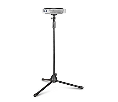 NEW Portable Projector Projection Pull Up Screen Tripod Foldable Stand