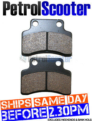 Front Brake Pads Fits Baotian BTM BT49QT12 50cc BT125T12 Scooter Rebel Set Of 2