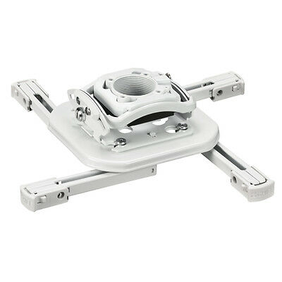 Milestone RSMDUW Rpa Mini Elite Universal Projector Mount Lock D Key D, White-10