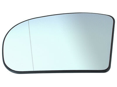 Mercedes W203 C-Class 00-07 W211 E-Class 02-06 Mirror Glass Heated Left