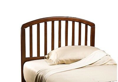 Hillsdale Carolina Slat Headboard in Cherry - Twin