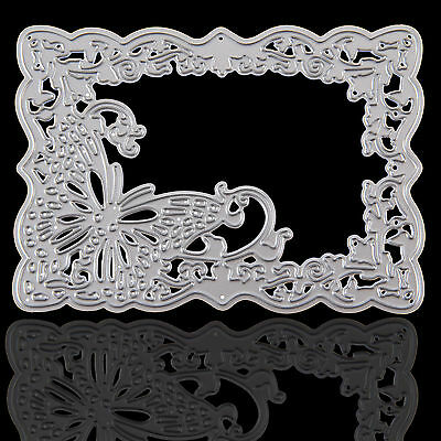 Metal Frame Cutting Dies Stencil Scrapbooking Card Embossing Craft Album