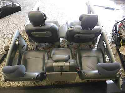 Renault Scenic 1999-2003 Leather Interior Set Chairs Seats Door Cards