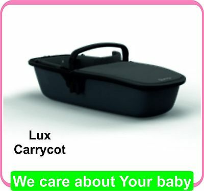 QUINNY ZAPP LUX CARRYCOT - including bar !!!