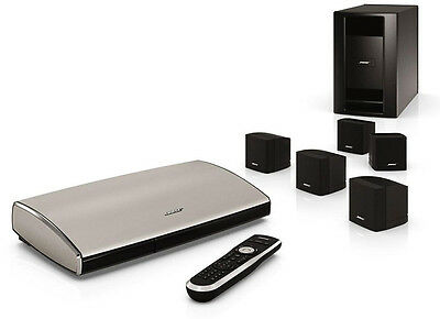 Bose Lifestyle 510 - Systeme Son Home Cinema 5.1 + Accessoires
