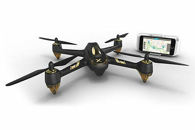 Hubsan X4 AIR H501A WIFI FPV Brushless 1080P GPS Waypoint RC Quadcopter Drone