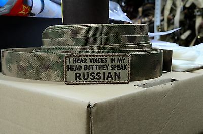 I hear voices in my head but they speak Russian patch