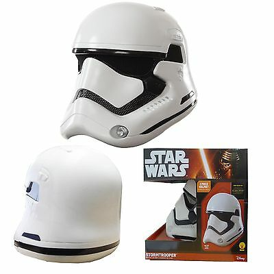 Rubies Official Star Wars Adults 2 Piece Stormtrooper Helmet Costume Accessory