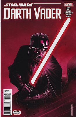 STAR WARS Darth Vader (2017) #1 New Bagged
