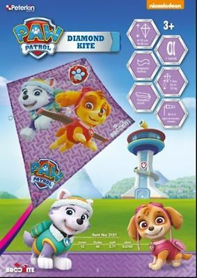 Paw Patrol Skye & Everest Diamond Kite Brookite