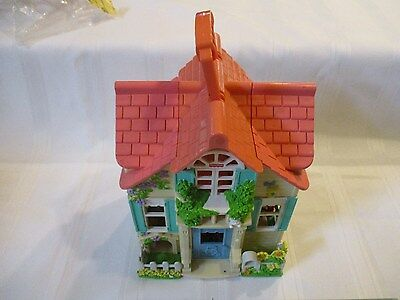 Fisher Price Loving Family Sweet Streets House Home building country cottage toy