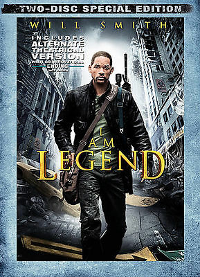 I Am Legend (Widescreen Two-Disc Special DVD