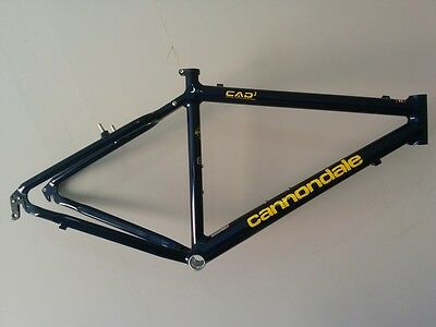 "CANNONDALE CAD3 MTB FRAME MADE IN U.S.A. Size 16""/40.6cm VINTAGE!! NOS"