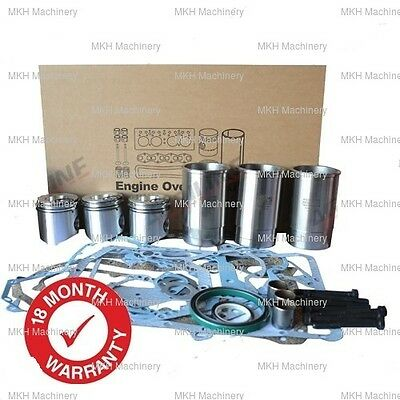 Bsd 333 Engine Engine Overhaul Kit Fits Ford 4610 Tractors Motors Farming & Agriculture