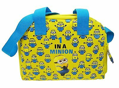 Minions Despicable Me Holdall bag One In A Minion