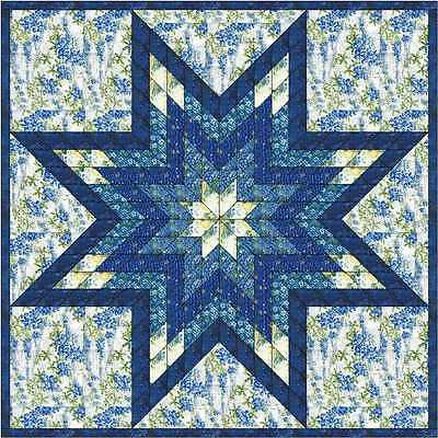 DEEP in the HEART OF TEXAS STAR - Not Quilted, Machine Pieced, Made in the USA!