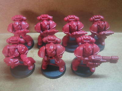 Starquest ++ 7 Space Marines ++