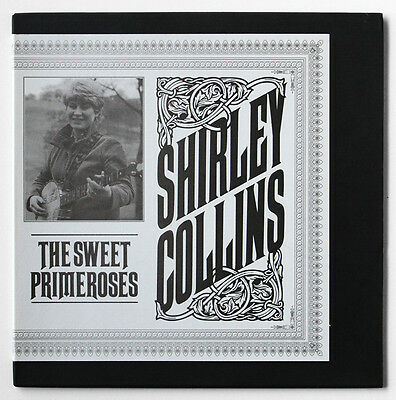 Shirley Collins - The Sweet Primeroses (2006 vinyl reissue LP)
