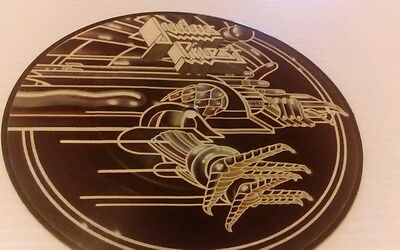 """Judas Priest You've got another thing comin' 7"""" Picture Disc. Vinyl"""