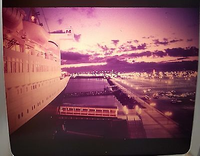 Vintage Queen Mary 35mm slides 28 lot - NICE - Free Shipping