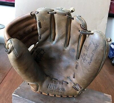 Lefty Gomez Wilson Personal Model Usa Made Vintage Baseball Glove Nice