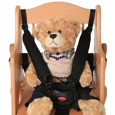 5 Point Baby Care Stroller Belt Buggy Harness Pram Strap Chair Accessories