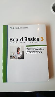 MKSAP 16 BOARD Review Book Set (Part A and B) Medical