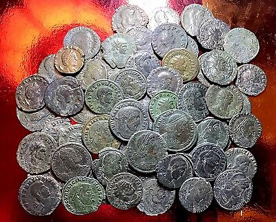 *LIMITED LOW COST* 1 X Ancient Roman Imperial Coin Per Buy.